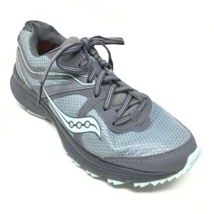 Women's Saucony Cohesion 11 Trail Sneakers Size 8M